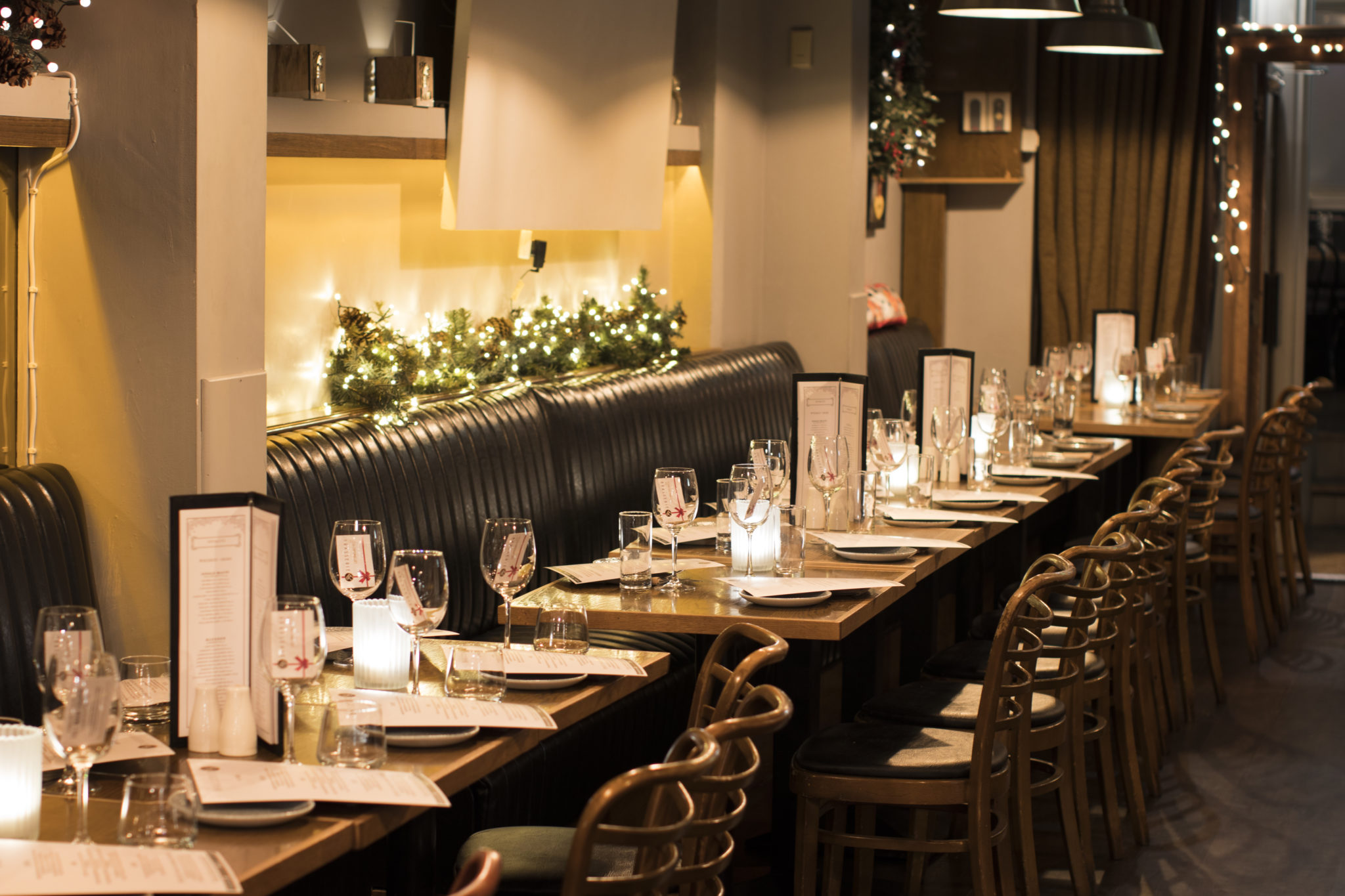 Christmas Party Venue Dublin