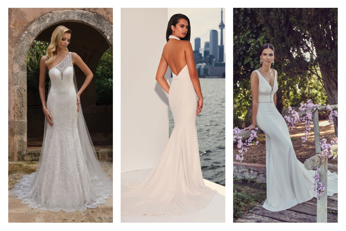 The Top Wedding Dress Trends For 2019 Revealed