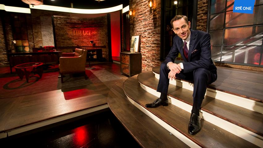 The Late Late Show, Ryan Tubridy, RTE