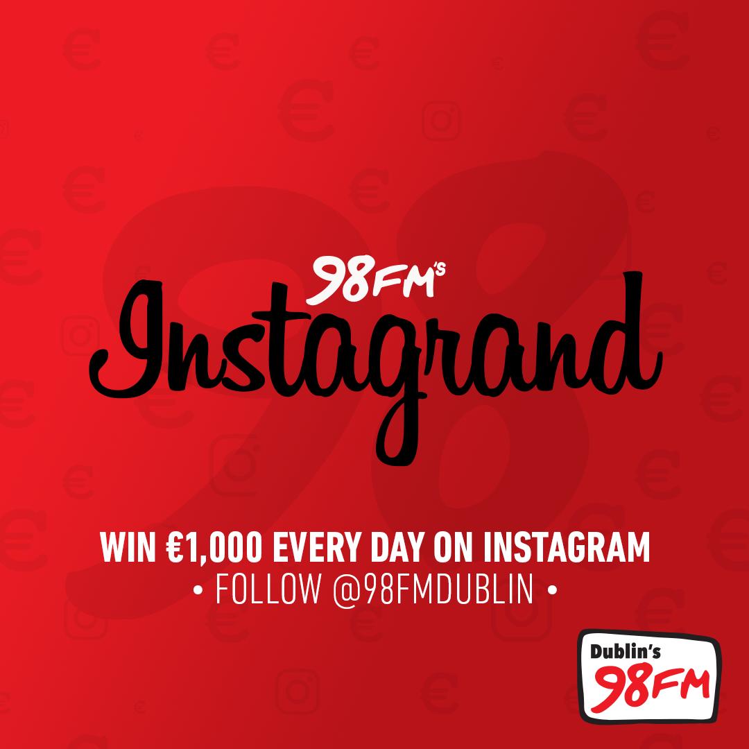 98FM, Instagram, Instagrand, 98FM Instagrand,