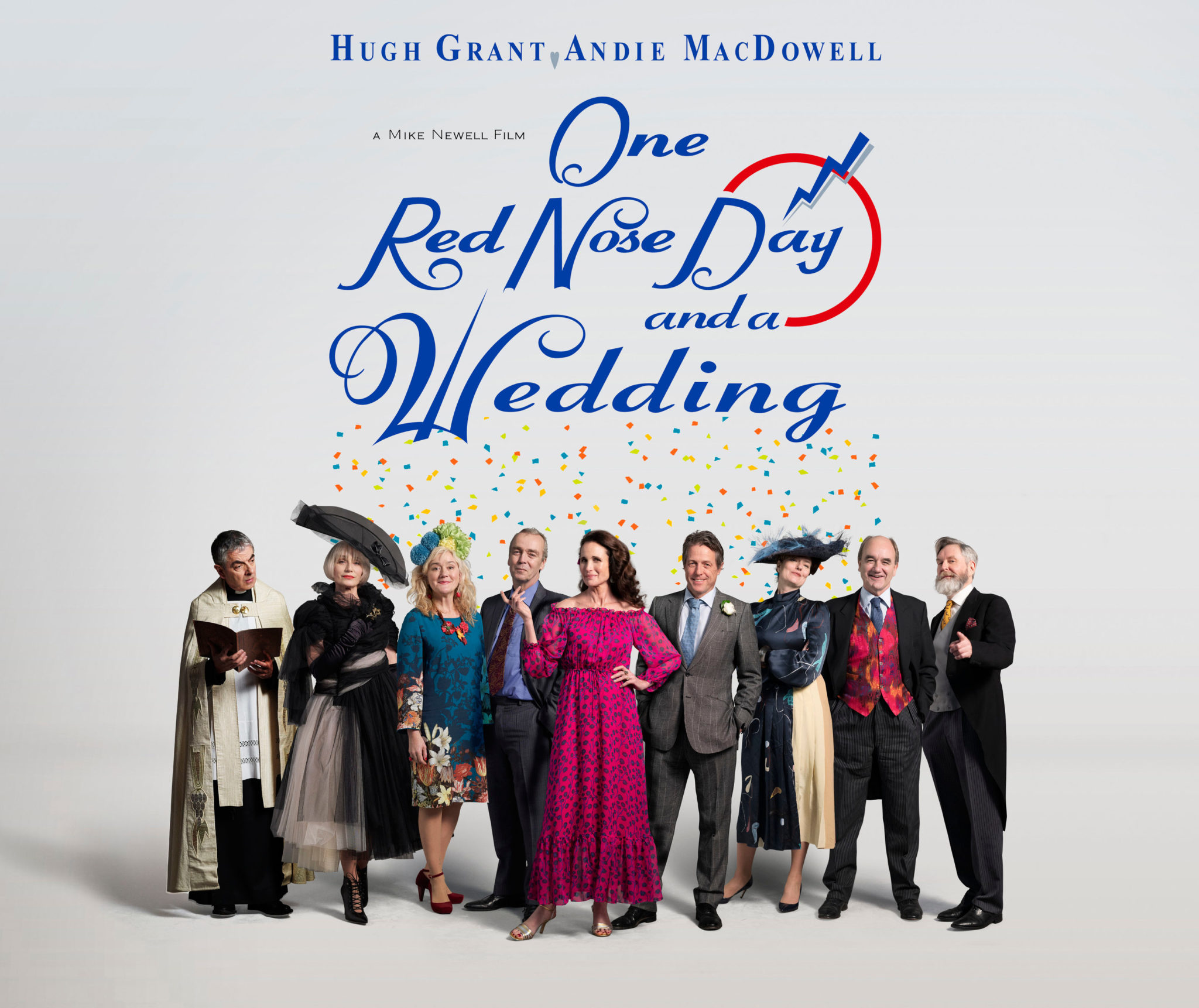 Four Weddings And A Funeral, Red Nose, Day,