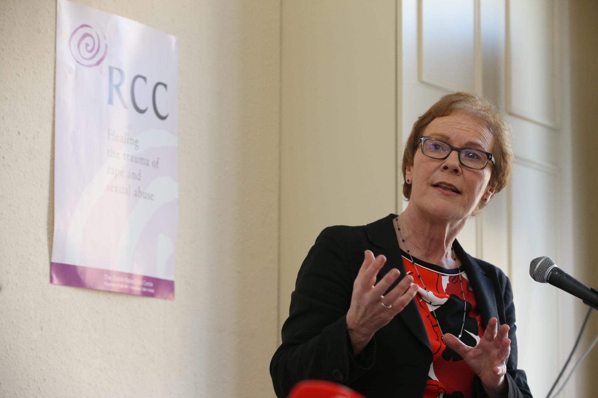 Dublin Rape Crisis Centre CEO Noeline Blackwell
