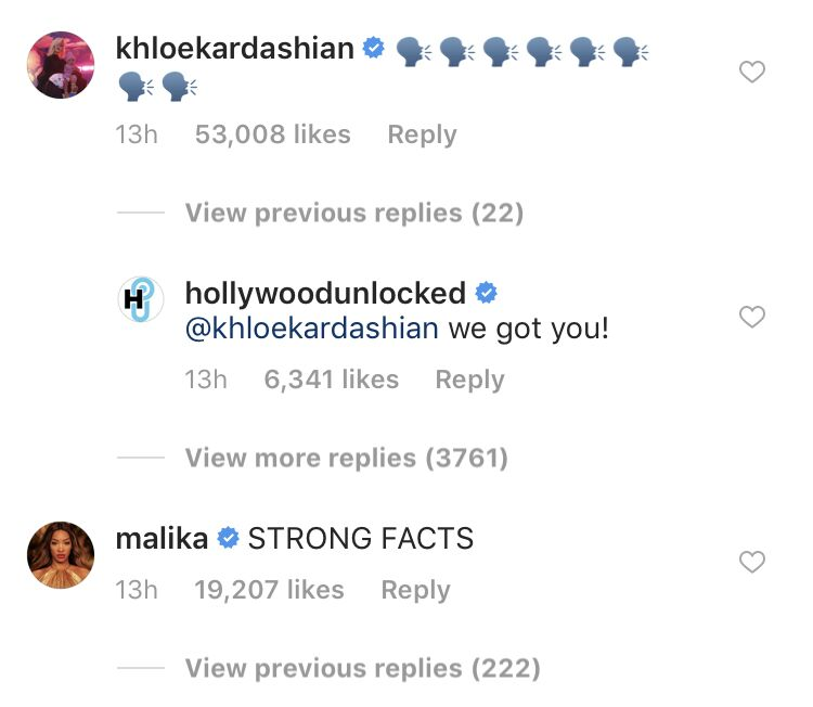 Khloe And Malika