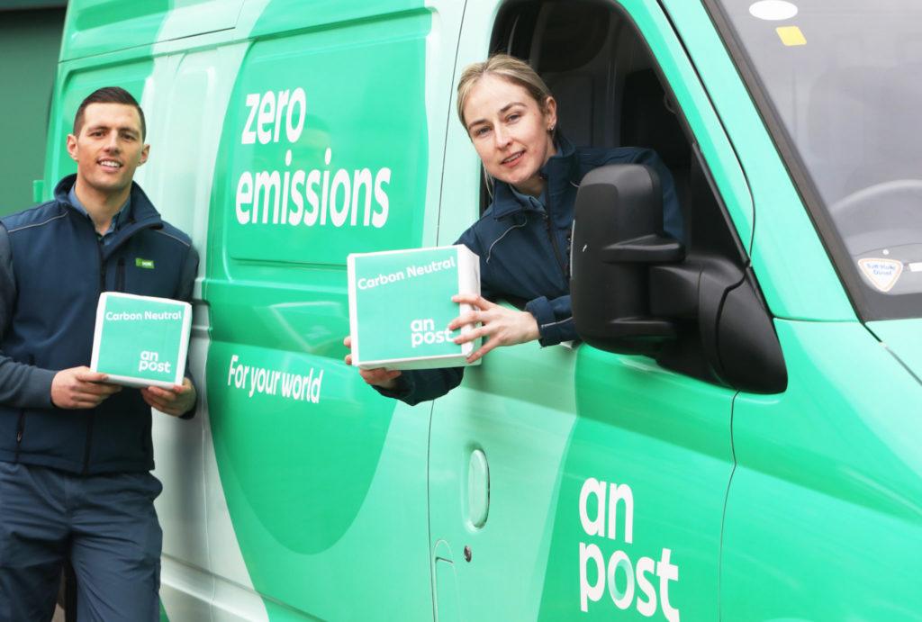 An Post zero emission deliveries
