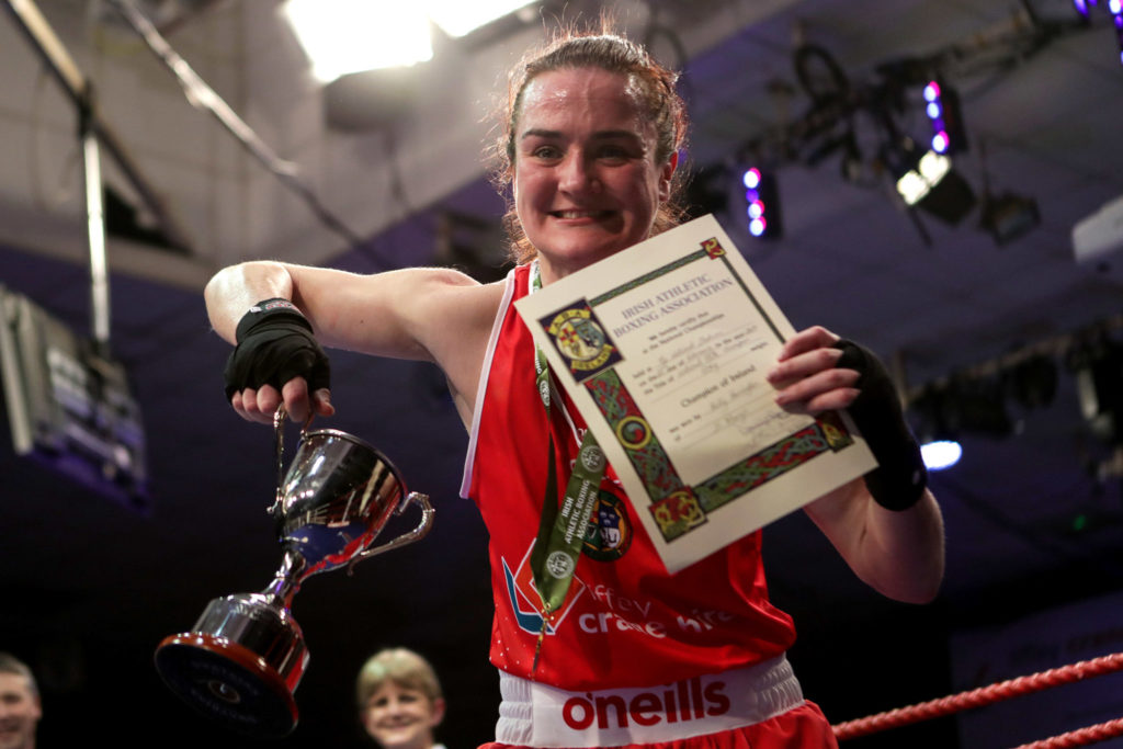 Kellie Harrington, boxing
