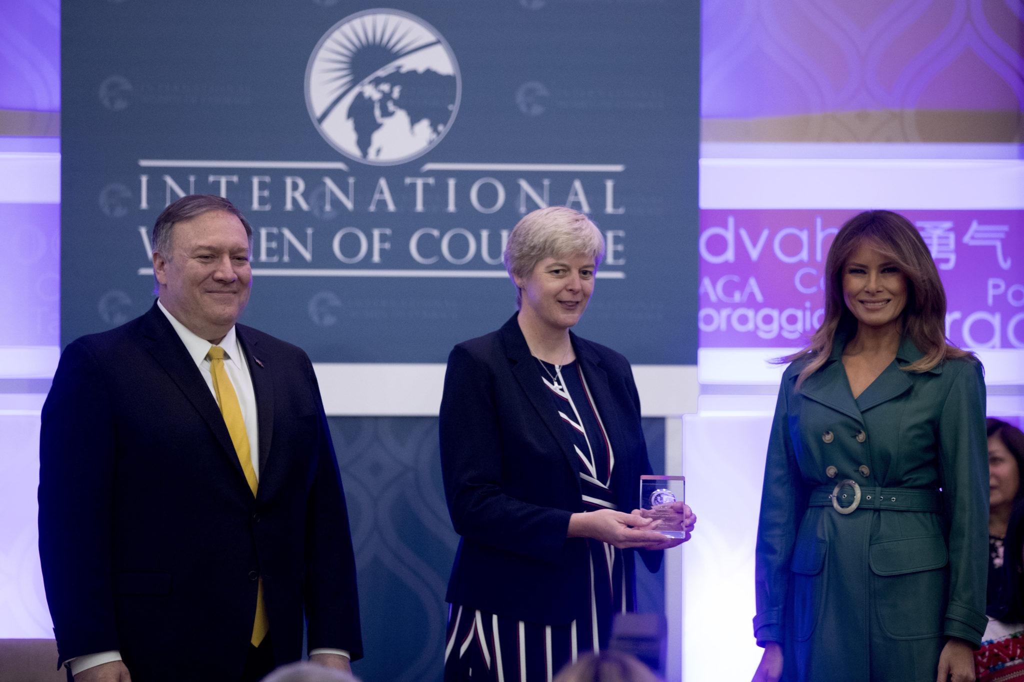 International Women of Courage
