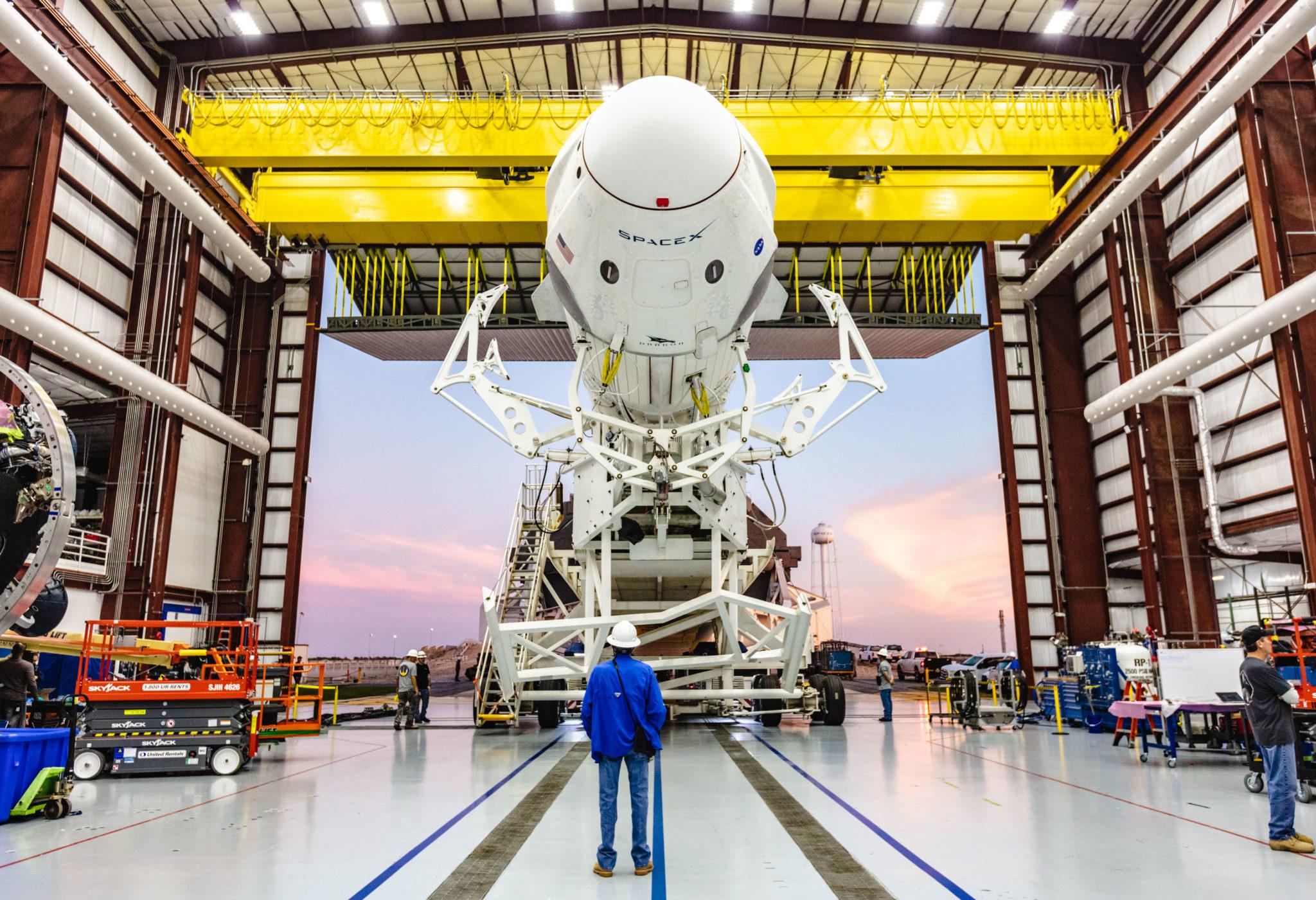 SpaceX Crew Dragon