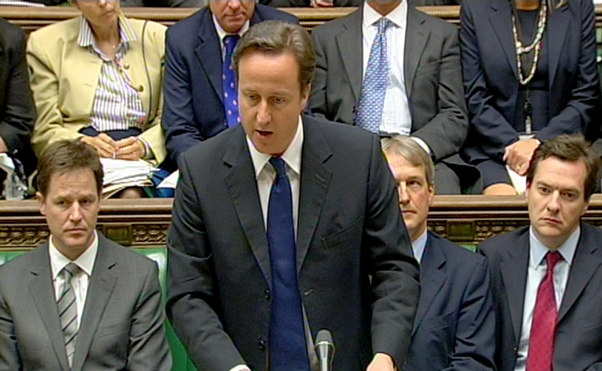 Cameron Bloody Sunday