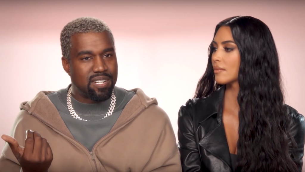 Kim Kardashian & Kanye West Considering Naming Fourth Child After Rob