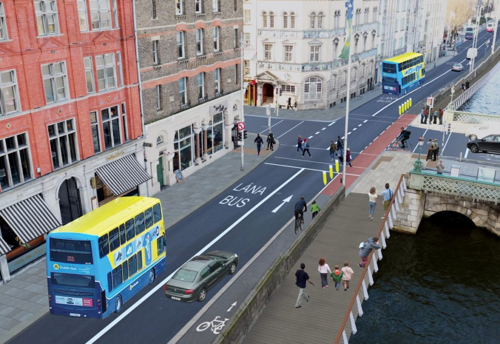 Liffey Cycle Route