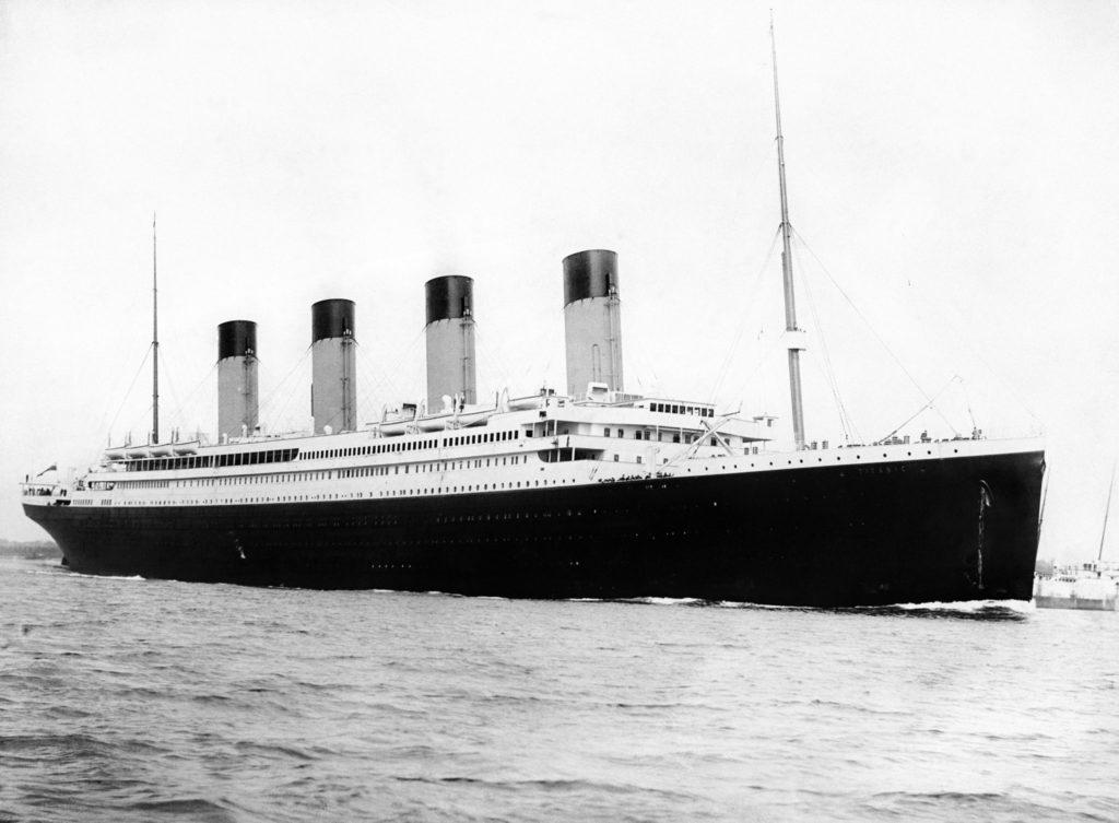 Titanic Pier