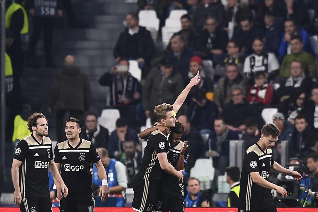Matthijs De Ligt, Ajax, Juventus