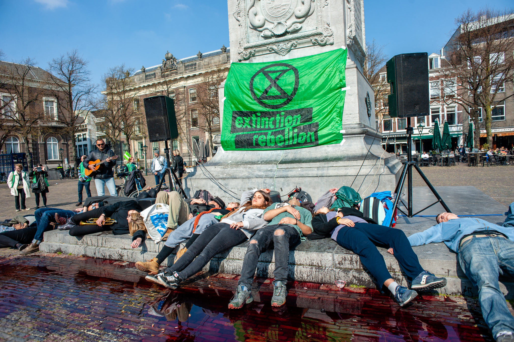 Netherlands Extinction Rebellion