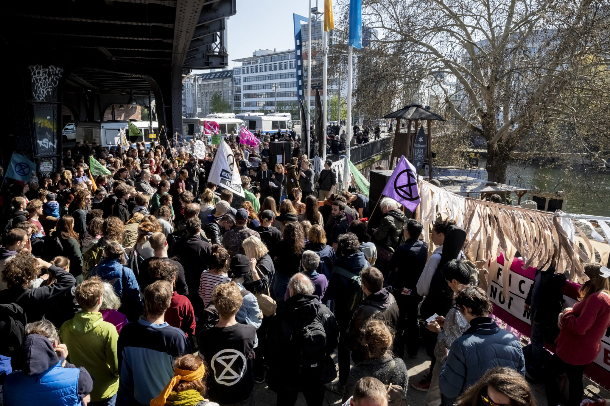 Berlin Extinction Rebellion