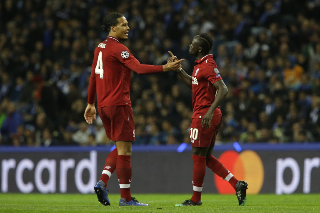 Liverpool, Porto, Champions League