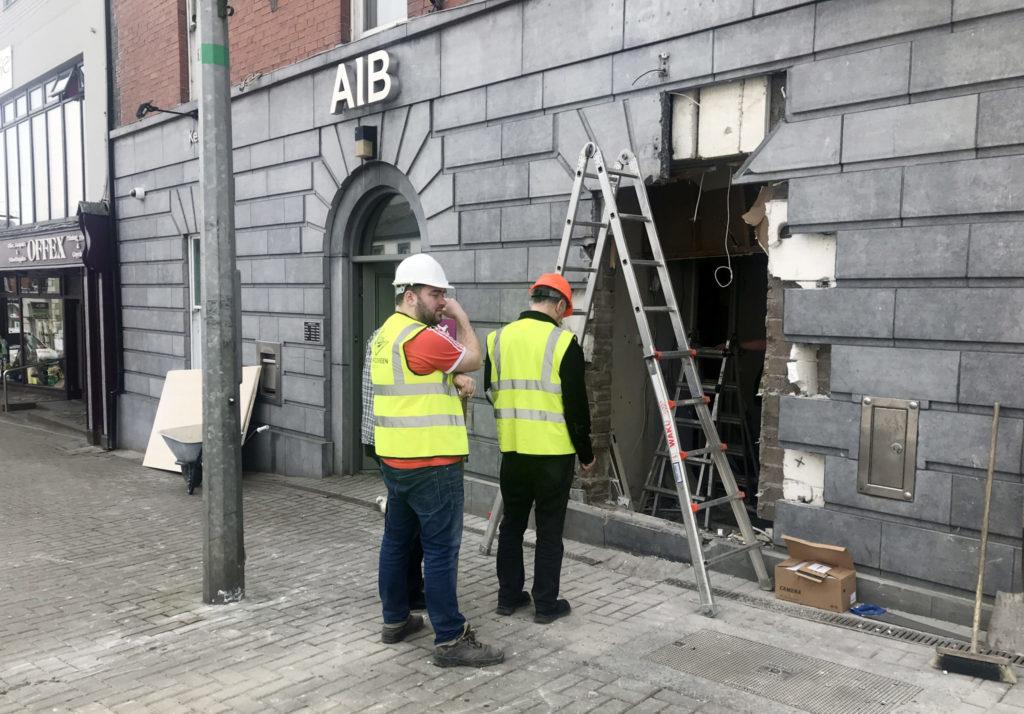 ATM robbery Kells
