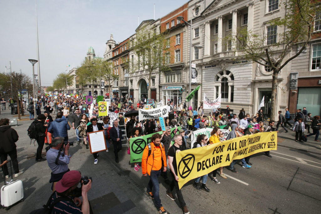 Extinction Rebellion Ireland