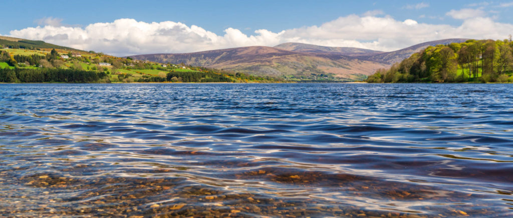 Blessington offers a challenging cycling route