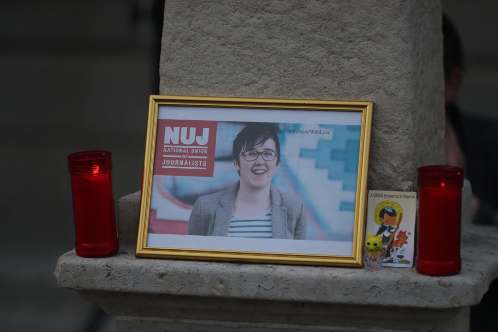 British and Irish Leaders Mourn the Death of Journalist Lyra McKee
