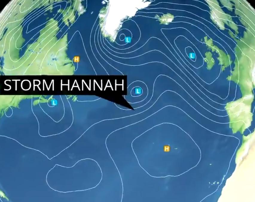 Storm Hannah