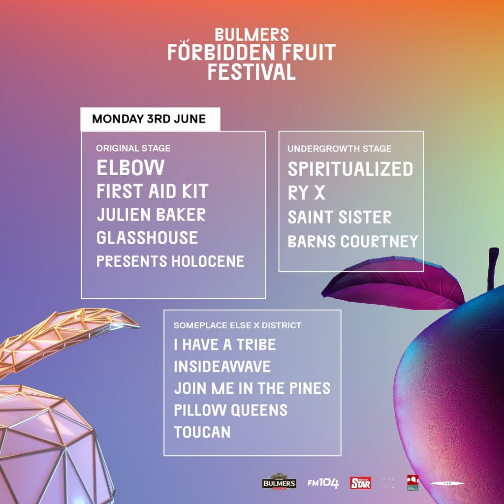 Forbidden Fruit 2019