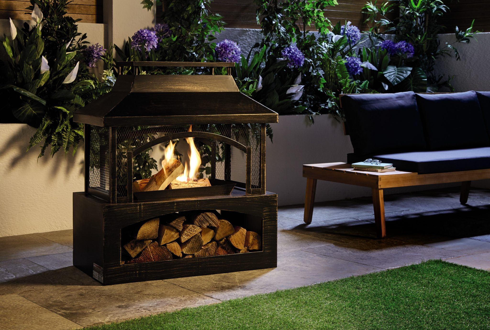 Aldi S New Garden Collection Includes A Fire Pit Www