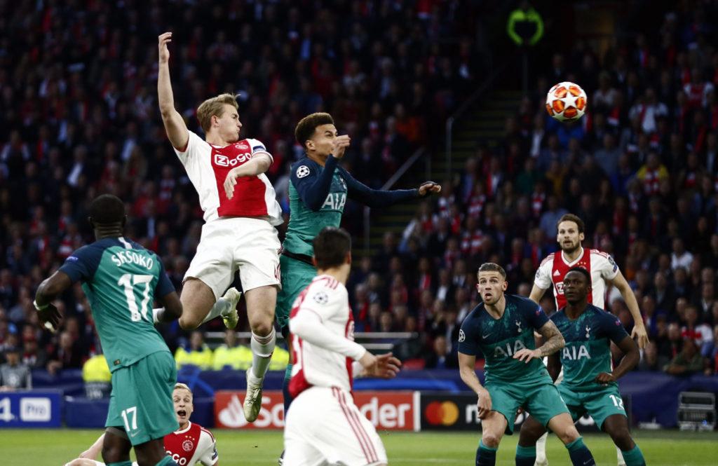 Ajax, Champions League, Matthijs De Ligt