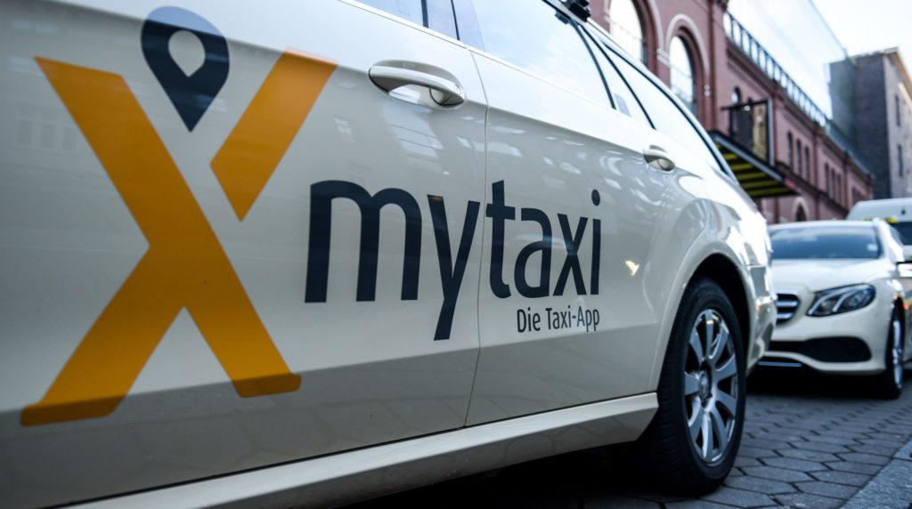 MyTaxi cancellation