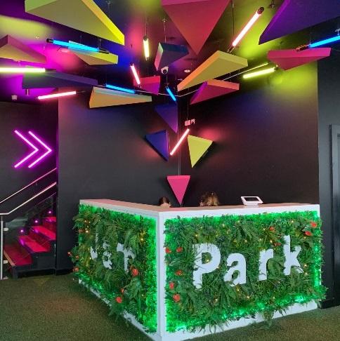 A Sneak Peek Inside New Venue Jam Park Before It Opens On