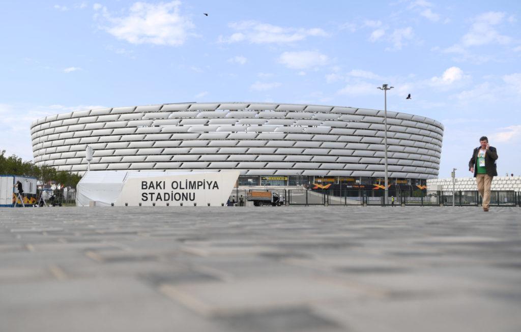Baku, Europa League final