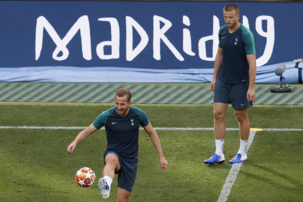 Harry Kane, Champions League