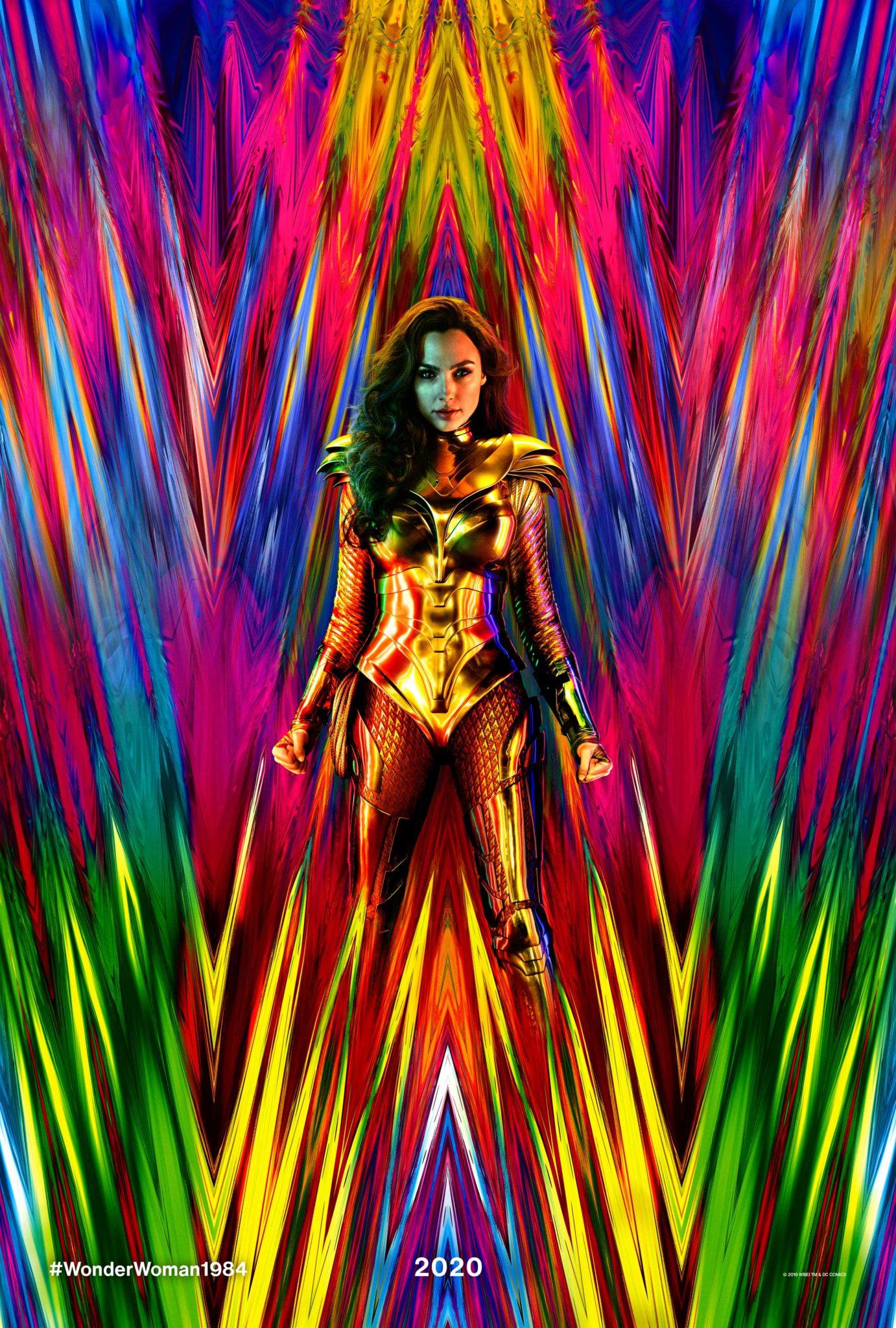Wonder Woman 1984, Wonder Woman, Gal Gadot,