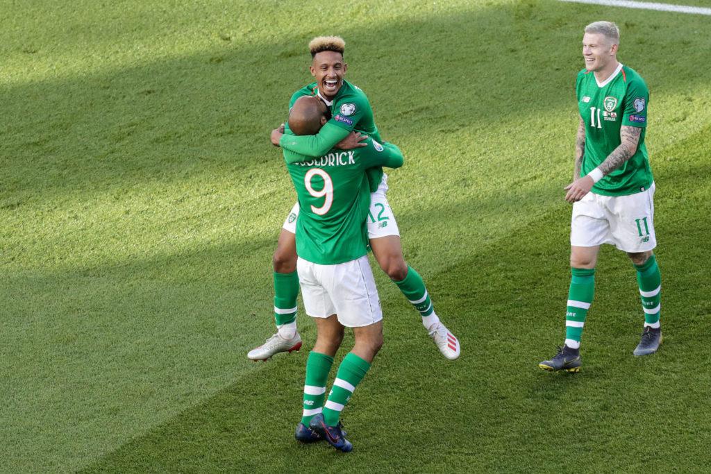 Ireland, player ratings, David McGoldrick, James McClean, Callum Robinson