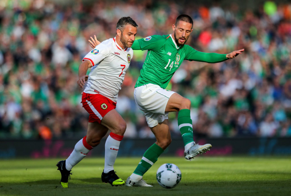 Conor Hourihane, Ireland, Player Ratings, Gibraltar