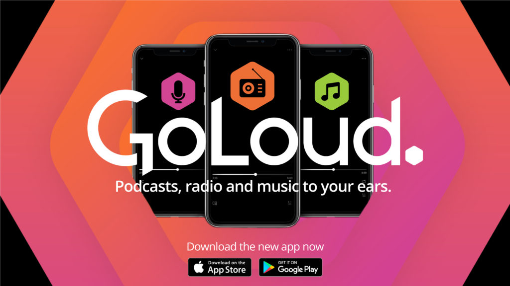 GoLoud: A Brand New App For All Your Fave Radio Stations