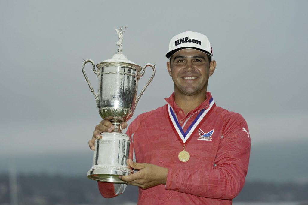 Gary Woodland, US Open
