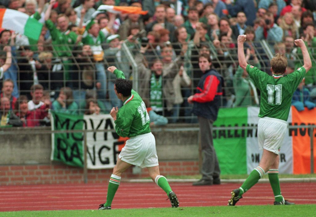 USA 94, Ireland, Germany