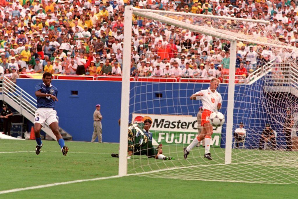 Dennis Bergkamp, USA 94, Ireland, Netherlands