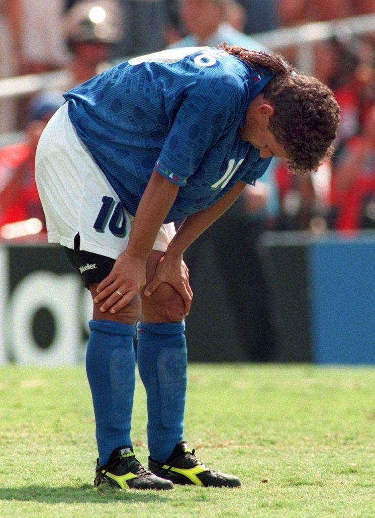 Roberto Baggio, Italy, USA 94