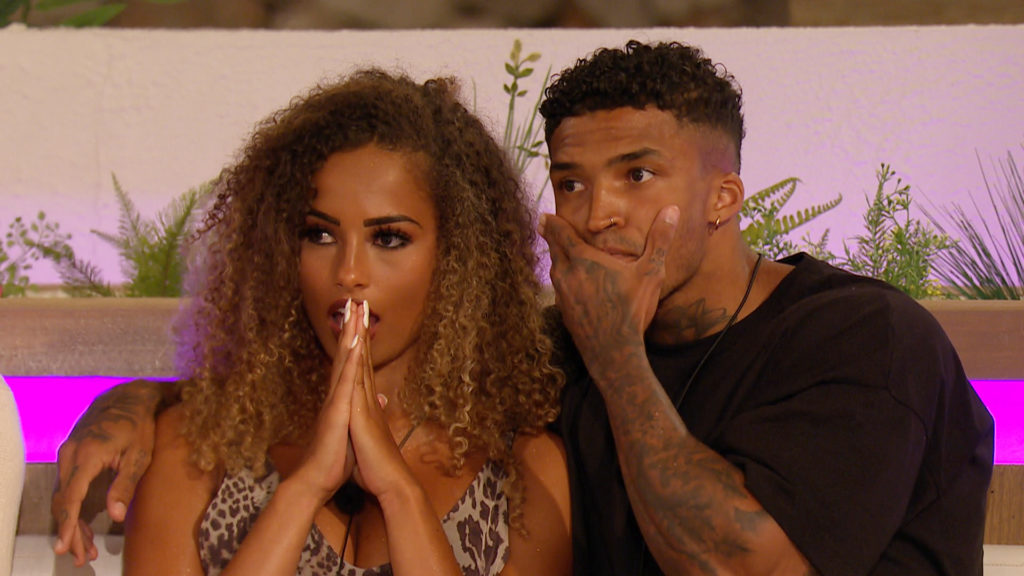 Love Island Trailer: Arabella Stands Her Ground With Danny