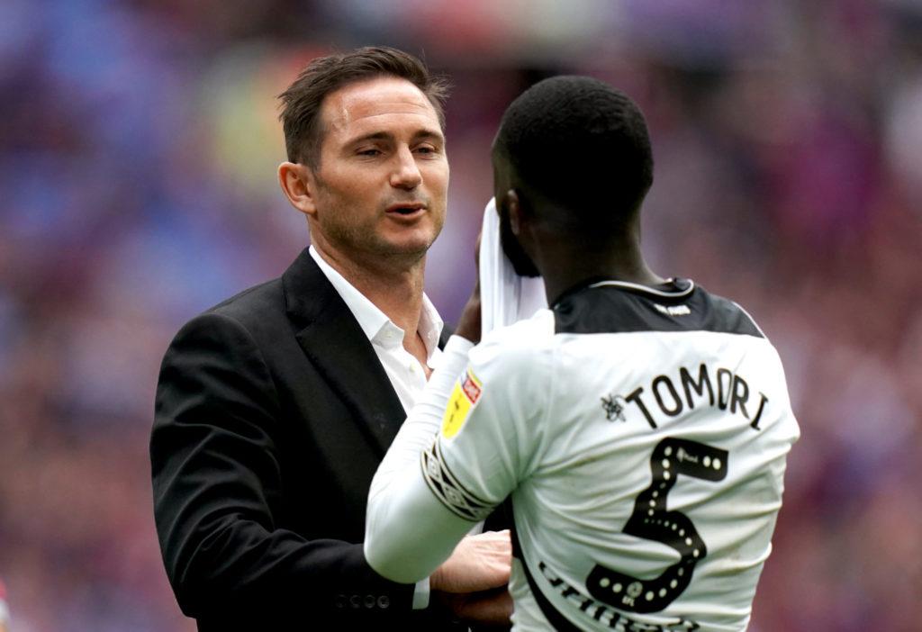 Lampard, Tomori