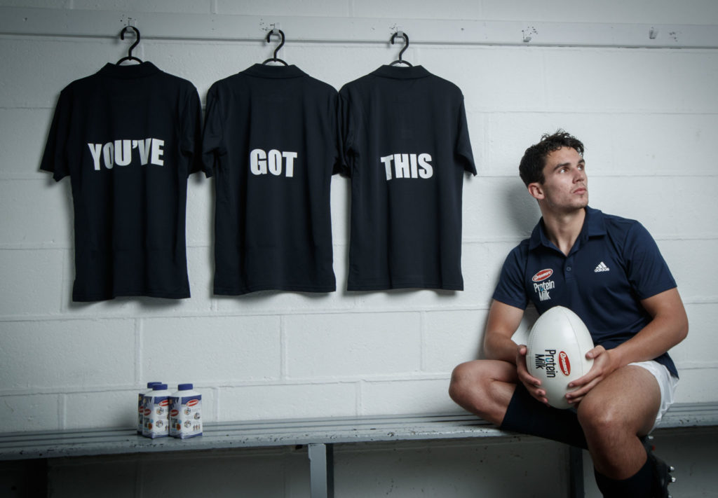 Joey Carbery, rugby