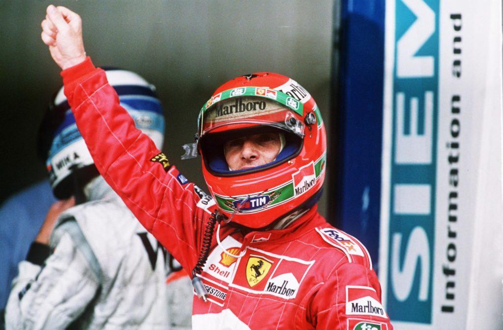 Eddie Irvine, Ferrari, Mika Hakkinen, Austrian Grand Prix, A1 Ring