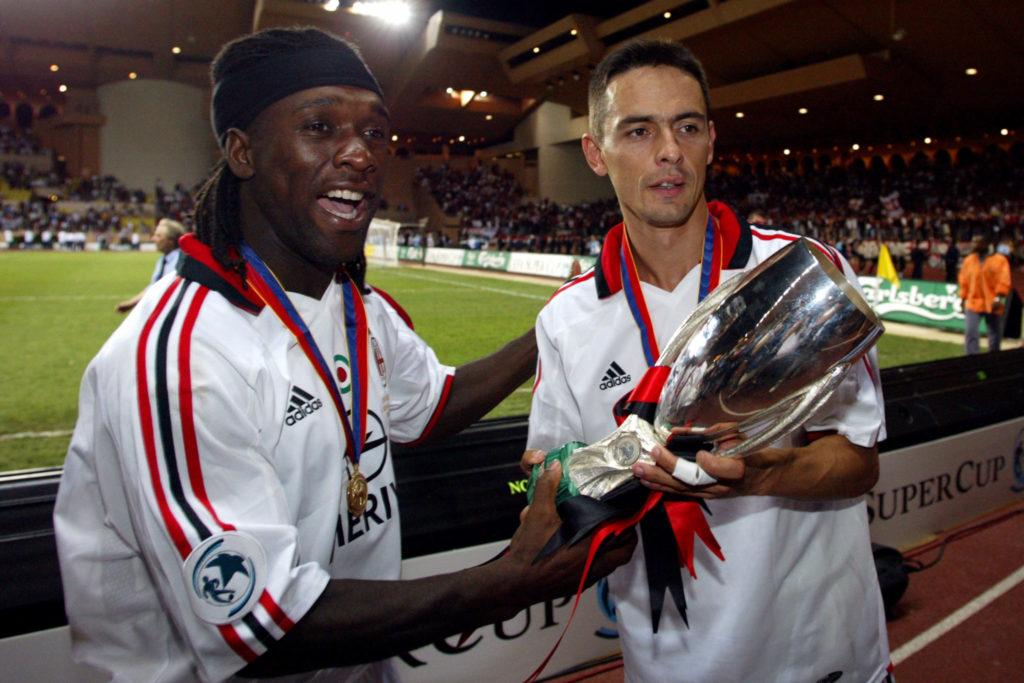 Seedorf, Inzaghi, club legend