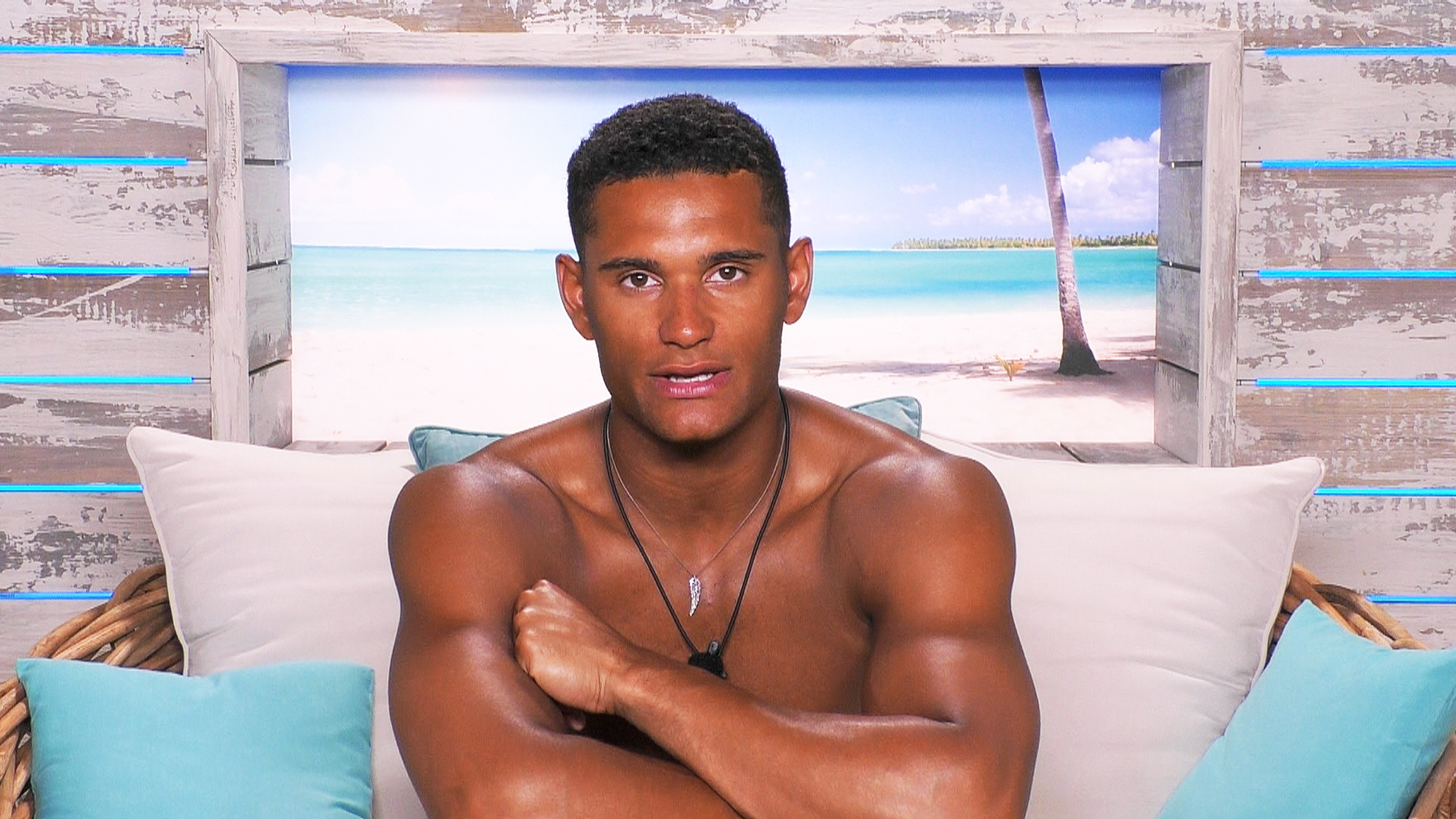 Dramatic Love Island recoupling sees Marvin Brooks dumped from the villa