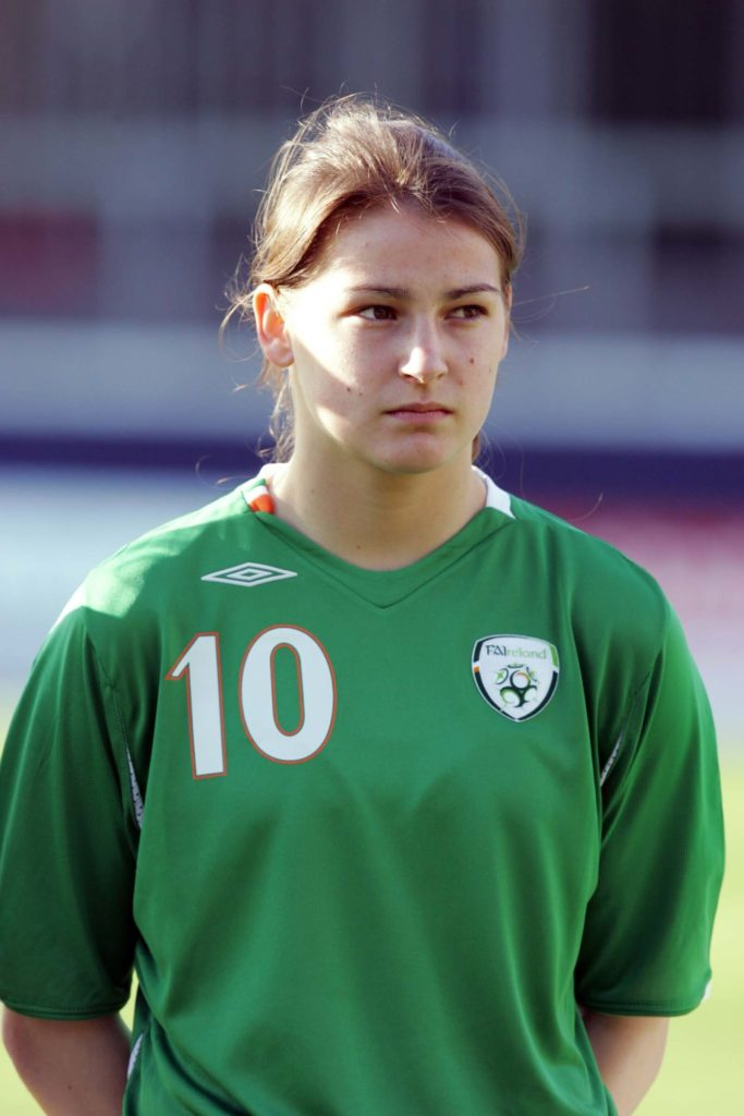 Katie Taylor, soccer