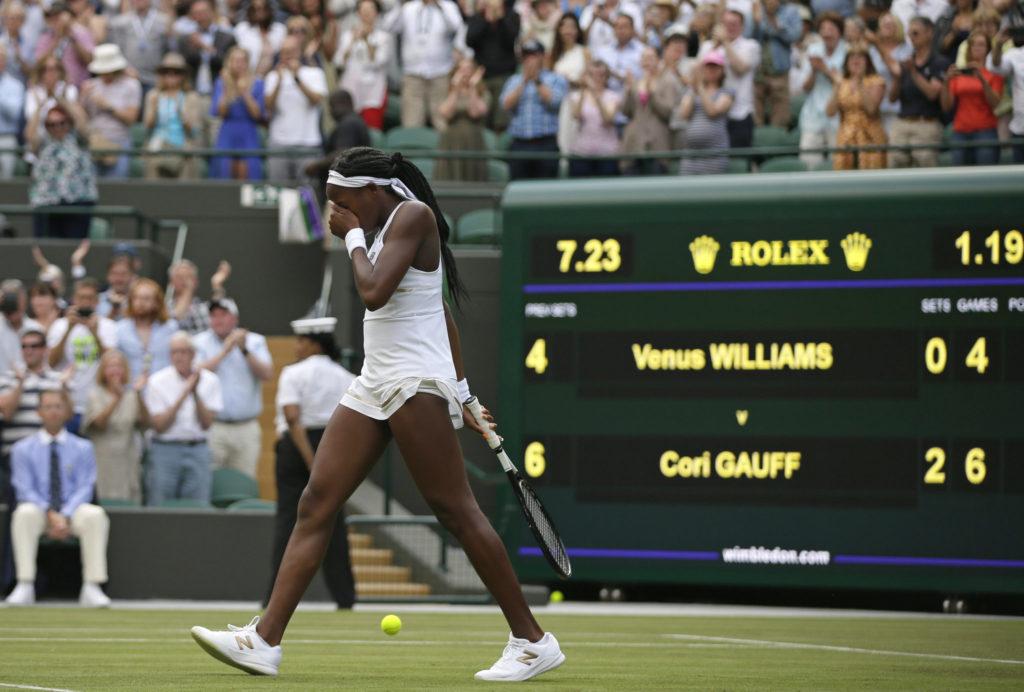 Coco Gauff, Wimbledon