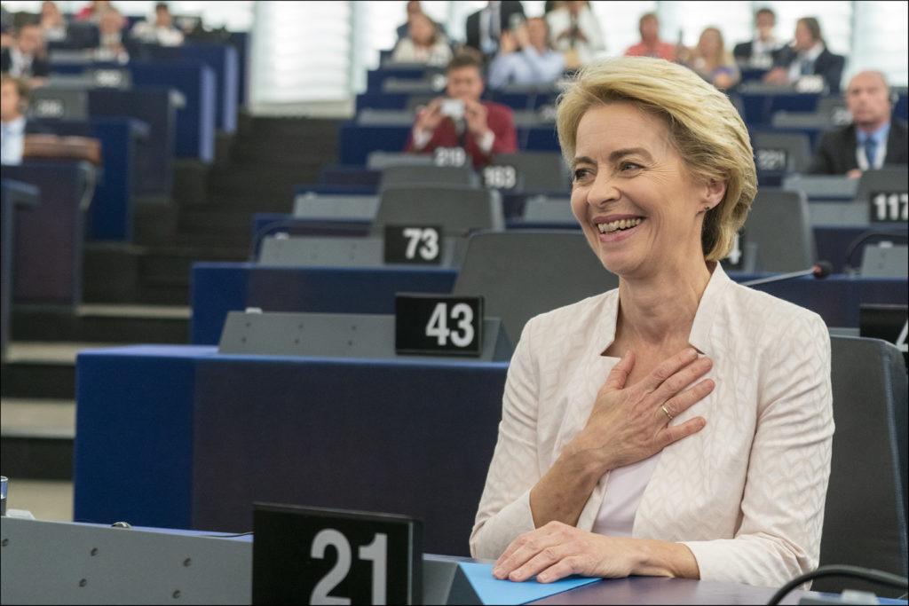 Ursula Von der Leyen Brexit