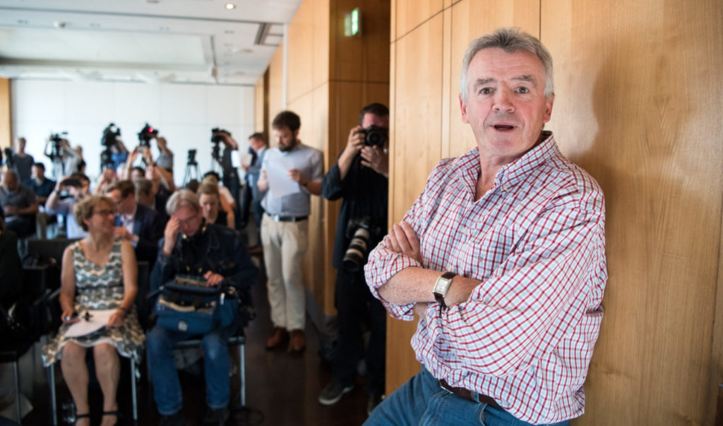 Ryanair Chief Announces Hundreds of Job Cuts by End of August