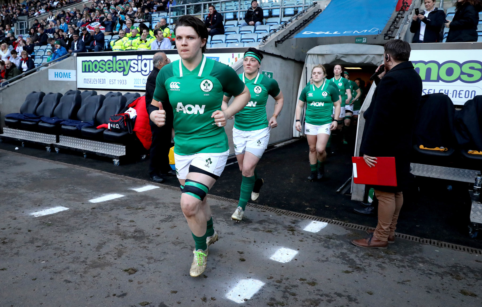 Ireland's Ciara Griffin - ©INPHO/Ryan Byrne